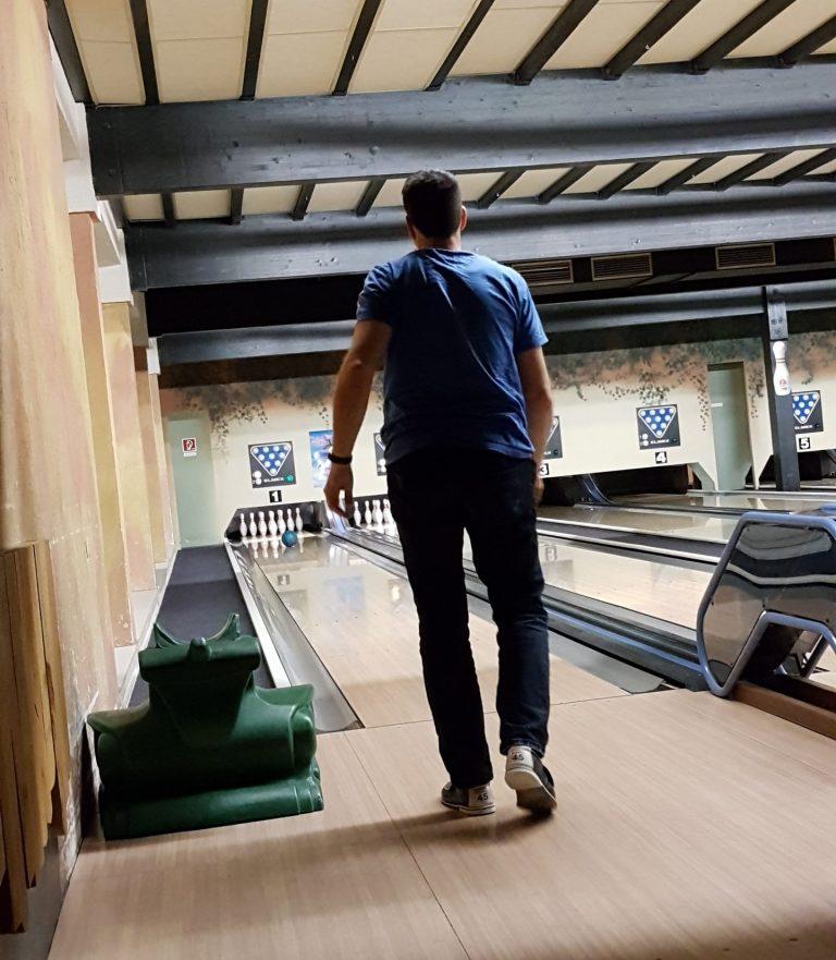 Bowling-Abend