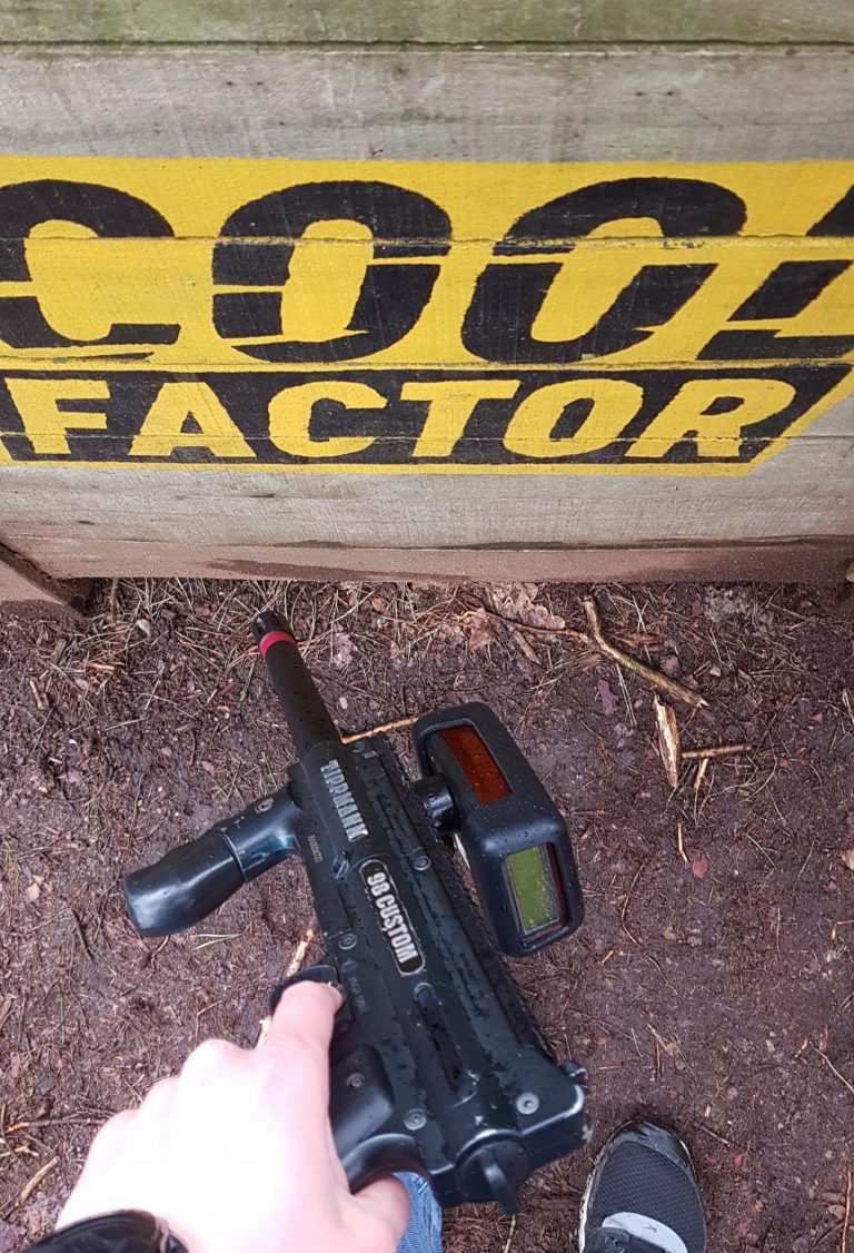 Outdoor Laser-Tag